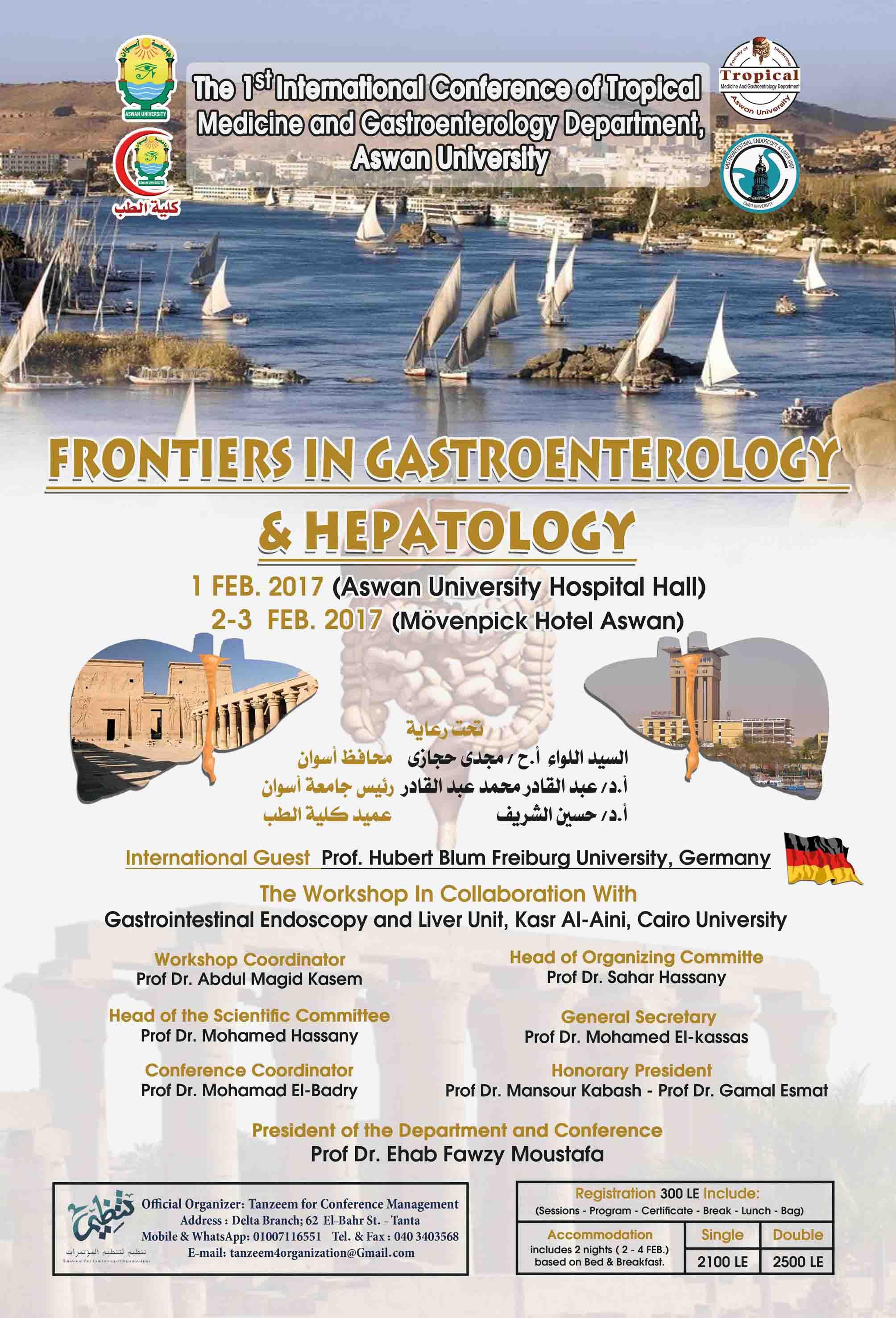 Frontiers in Gastroenterology & Hepatology
