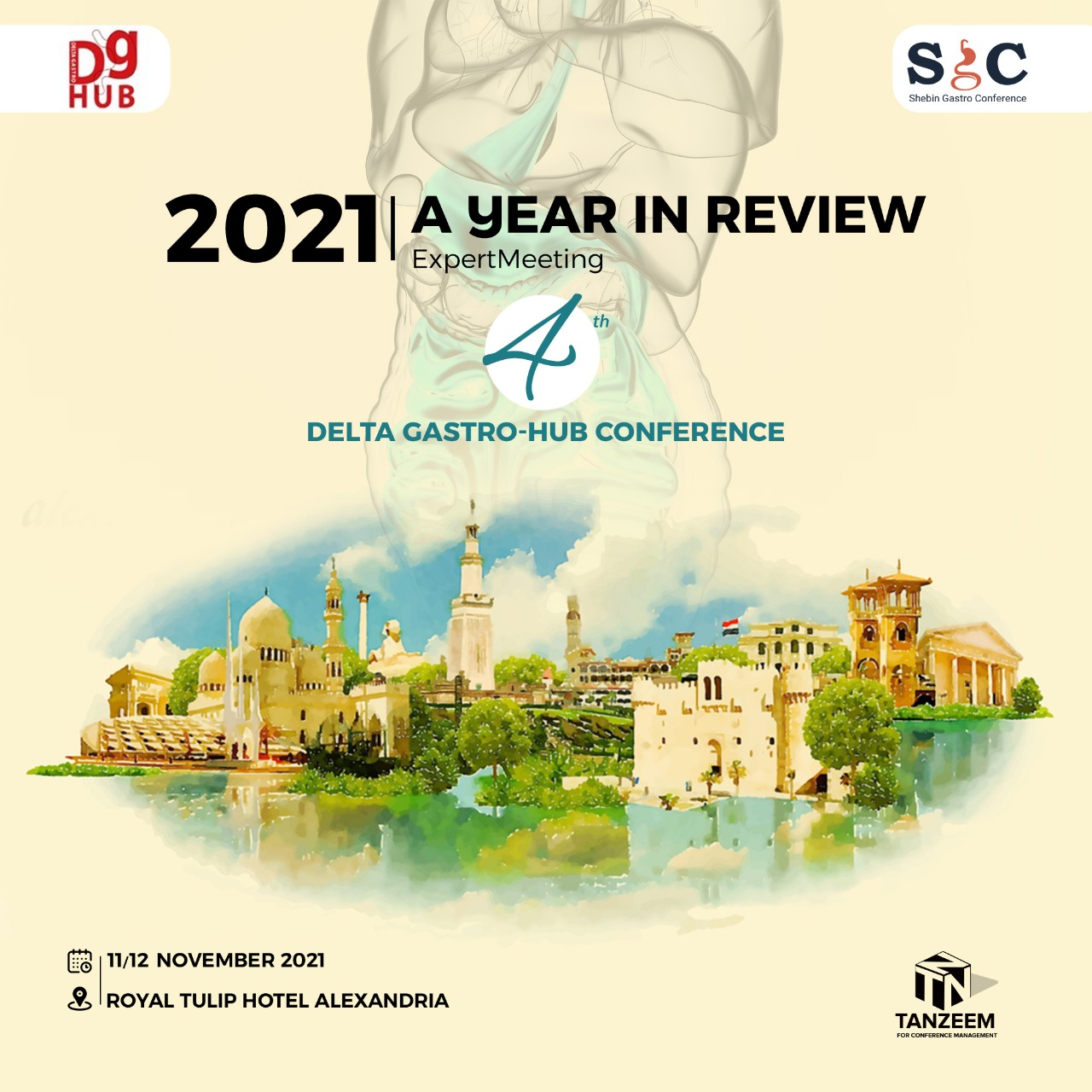 2021 A Year in Review Expert Meeting (4th Delta Gastro-Hub Conference)